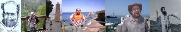 photo montage banner of